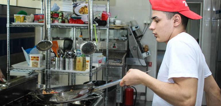 ultra fijnstof door koken